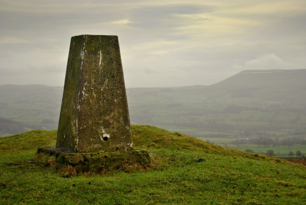Beacon Hill from Holden - Explore Bowland